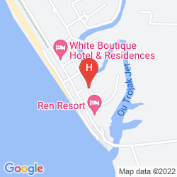 Mappa GOLDEN RIVER BUNGALOWS