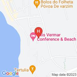 Mappa NOVOTEL PORTO VERMAR