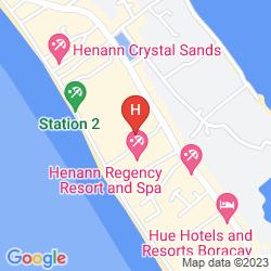 Mappa BORACAY SUMMER PALACE