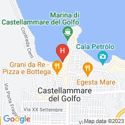 Mappa CETARIUM HOTEL