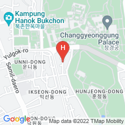 Mappa YOO'S FAMILY GUEST HOUSE YEORUMJIP