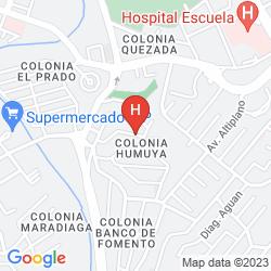 Mappa HUMUYA INN