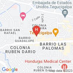 Mappa PORTAL DEL ANGEL