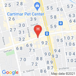 Mappa HALINA DRIVE INN HOTEL - PASAY