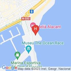 Mappa SPA PORTA MARIS