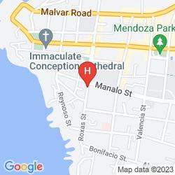 Mappa ADVENTURERS PLACE