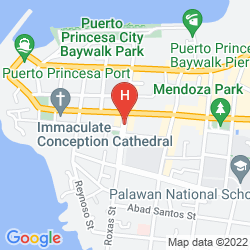 Mappa LOLA ITANG PENSION