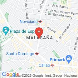 Mappa STERLING
