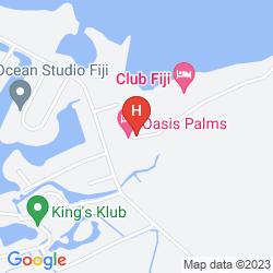 Mappa OASIS PALMS HOTEL
