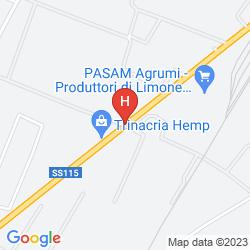 Mappa ARANCETO
