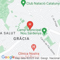 Mappa TRAVESSERA