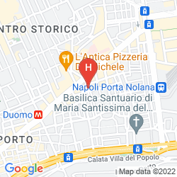 Mappa SUITE ESEDRA