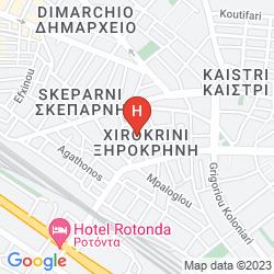 Mappa LAZART