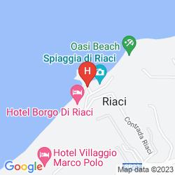 Mappa SUNSHINE BEACH RESORT