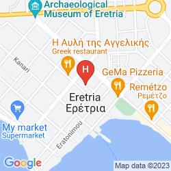 Mappa GRAND BLEU SEA RESORT HOTEL