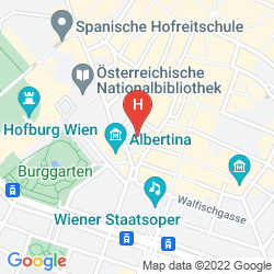 Mappa THE GUESTHOUSE VIENNA