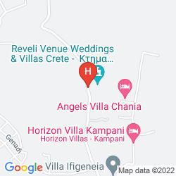 Mappa REVELI ESTATE