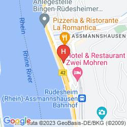 Mappa KRONE ASSMANNSHAUSEN