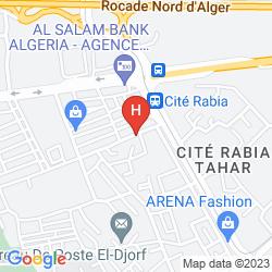 Mappa DAR EL AAZ