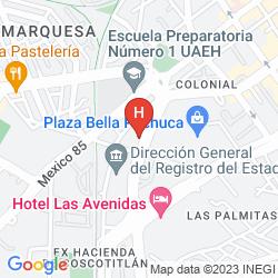 Mappa LA JOYA