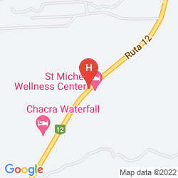 Mappa ST MICHEL WELLNESS HOTEL