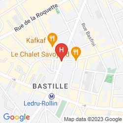 Mappa BAUDIN