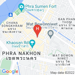 Mappa TANEE PLACE