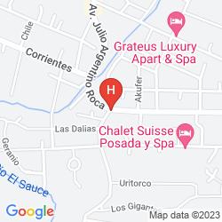 Mappa ANTIGUO CAMINO
