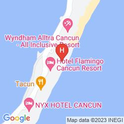 Mappa BEACH PALACE