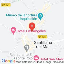 Mappa LOS INFANTES