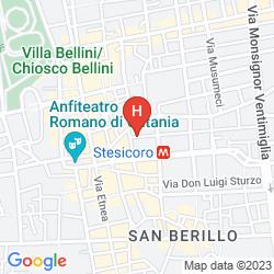 Mappa TEOCRITO