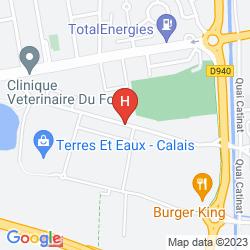 Mappa COTTAGE