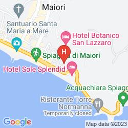 Mappa MAIORI ANTICA