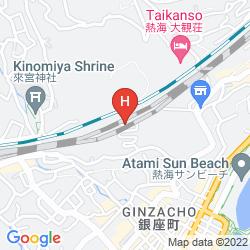 Mappa RELAX RESORT HOTEL