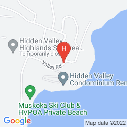 Mappa HIDDEN VALLEY RESORT, AN ASCEND HOTEL COLLECTION MEMBER