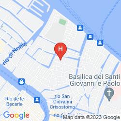 Mappa APOSTOLI PALACE