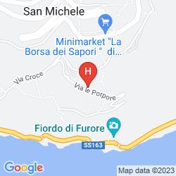 Mappa LA CASA DEL MELOGRANO
