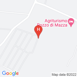Mappa ADDAURO RESORT
