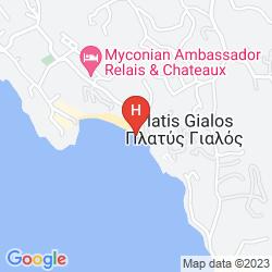 Mappa NISSAKI BOUTIQUE HOTEL