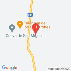 Mappa HORIZONTES SAN VICENTE