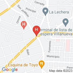 Mappa ADA'S LUXURY COLONIAL HOSTAL