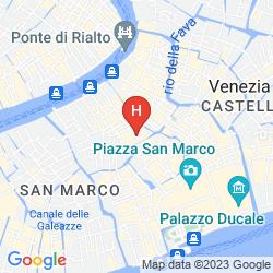 Mappa PALACE BONVECCHIATI