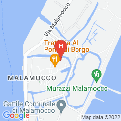 Mappa VILLA PARADISO
