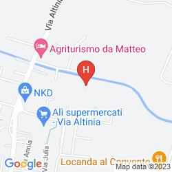 Mappa ALTIERI
