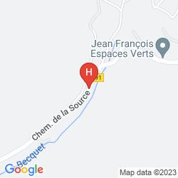 Mappa LE CONTINENTAL
