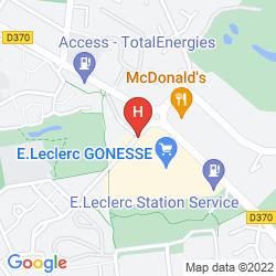 Mappa HOTEL FASTHOME