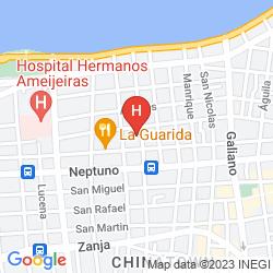 Mappa HOSTAL CASA COLONIAL ASTURIAS