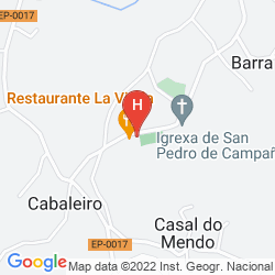 Mappa RURAL CAMPANIOLA S.L.