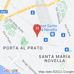 Mappa C-HOTEL JOY