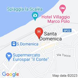 Mappa B&B IL CAVALIERE